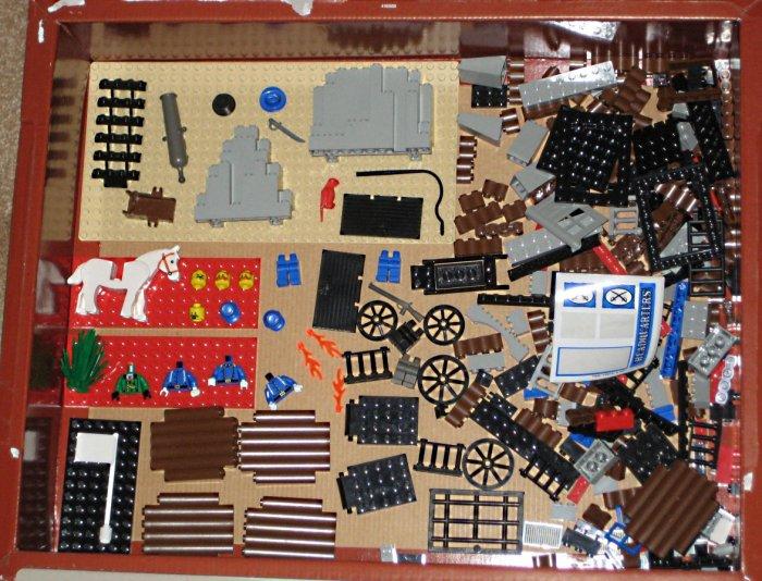 LEGO Ideas - Wild West Fort |Lego Wild West Fort