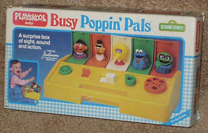 Playskool Busy Poppin Pals SOLD Playskool ...