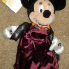 Wild West Minnie Mouse Bean Bag Plush - Disney Store - with Hang Tag
