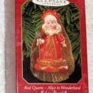 Red Queen Alice in Wonderland Hallmark Keepsake Ornament Madame Alexander 1999 NIB