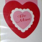 Inflatable Be Mine Heart Valentine's Day Applique Decorative Garden Flag 11 x 15 New NIP