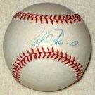 Rafael Palmeiro Autographed American League Baseball Sweet Spot Texas Rangers