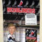 Wayne Gretzky Mario Lemieux Headliners Figures 1996 Hockey NHL NHLPA MOC 99 66 Corinthian