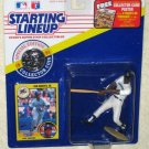 Ken Griffey Jr 1991 SLU Figure Starting Lineup Kenner Seattle Mariners Baseball 24 Junior