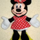 Plush 7 Inch Minnie Mouse Beanbag Doll Applause Bean Bag Walt Disney
