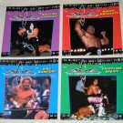 Wrestling Soft Cover Books WCW NWO Lot of 4 Paperback World Championship Wrestling Hulk Hogan