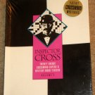 Inspector Cross 20 Crossword Capers Mystery Word Teasers Volume 2 SEALED BePuzzled