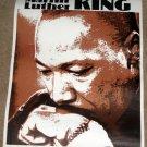Famous Poets Authors Poster Lot MLK Jr Poe Dickens Frost Hemingway London Steinbeck Sandburg 1970s