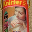 Vintage Doll Clothes Knitter Maker with Carry Case Pastime Industries 1978