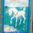 Unicorns Jigsaw Puzzle Lot of 4 Snow Unicorn Dreams Springbok 750 500 100 Piece COMPLETE