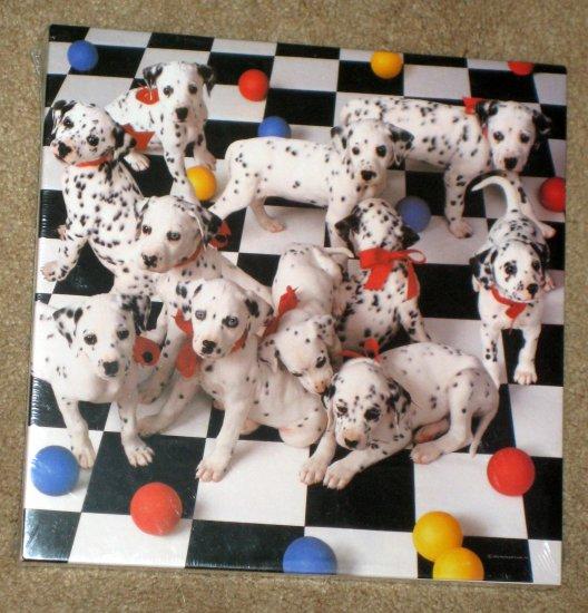 Here Spot 500 Piece Springbok Jigsaw Puzzle Puppies Dalmations Dogs Hallmark SEALED