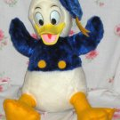 15 Inch Plush Donald Duck Stuffed Toy California Toys Walt Disney Characters