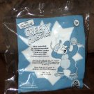 Space Alien Kang The Simpsons Creepy Classics Figure Burger King Kids Meal Halloween 2002 NIP
