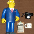 Superintendent Chalmers World Springfield Figure WOS Series 8 Loose Playmates Simpsons Accessories