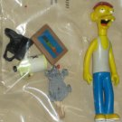 Cletus World of Springfield Interactive Figure WOS Series 7 Loose Playmates Simpsons Accessories