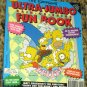 The Simpsons Family Magazine Book Lot Homer Simpson Marge Bart Lisa Maggie TV Guide