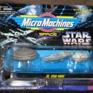 Micro Machines Space Vehicles Series Star Wars XI 65860 Galoob 1995 NIP Scale Miniatures