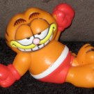Garfield the Cat PVC Figure Figurine Lot Odie the Dog Paws Jim Davis Cartoon Character