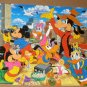 SOLD OUT Disney Mickey Minnie Mouse 150 Piece Jigsaw Puzzle Clementoni WTC World Trade Center