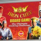 Iron Chef Board Game The Ultimate Cooking Challenge Food Network Tomy 7153 NEW