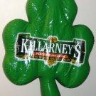 Killarney's Red Lager Inflatable Vinyl Green Shamrock Clover Anheuser Busch Irish Malt