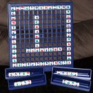 Scrabble Overturn Word Strategy Game Cylinders Vintage 1988 Spelling Words Coleco 0084 Complete