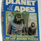 Planet of the Apes Jigsaw Puzzle On Patrol HG Toys 485-06 Vintage 1967 COMPLETE