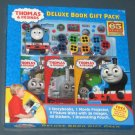 Thomas & Friends Deluxe Book Gift Pack Set Tank Engine Train Movie Projector NIB Reader's Digest