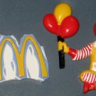 McDonald's Collection Magnet Lot Ronald Speedee Golden Arches Hamburgers Menu Route 66