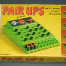 Pair Ups Game Match Shapes Against the Clock Milton Bradley 4795 1977