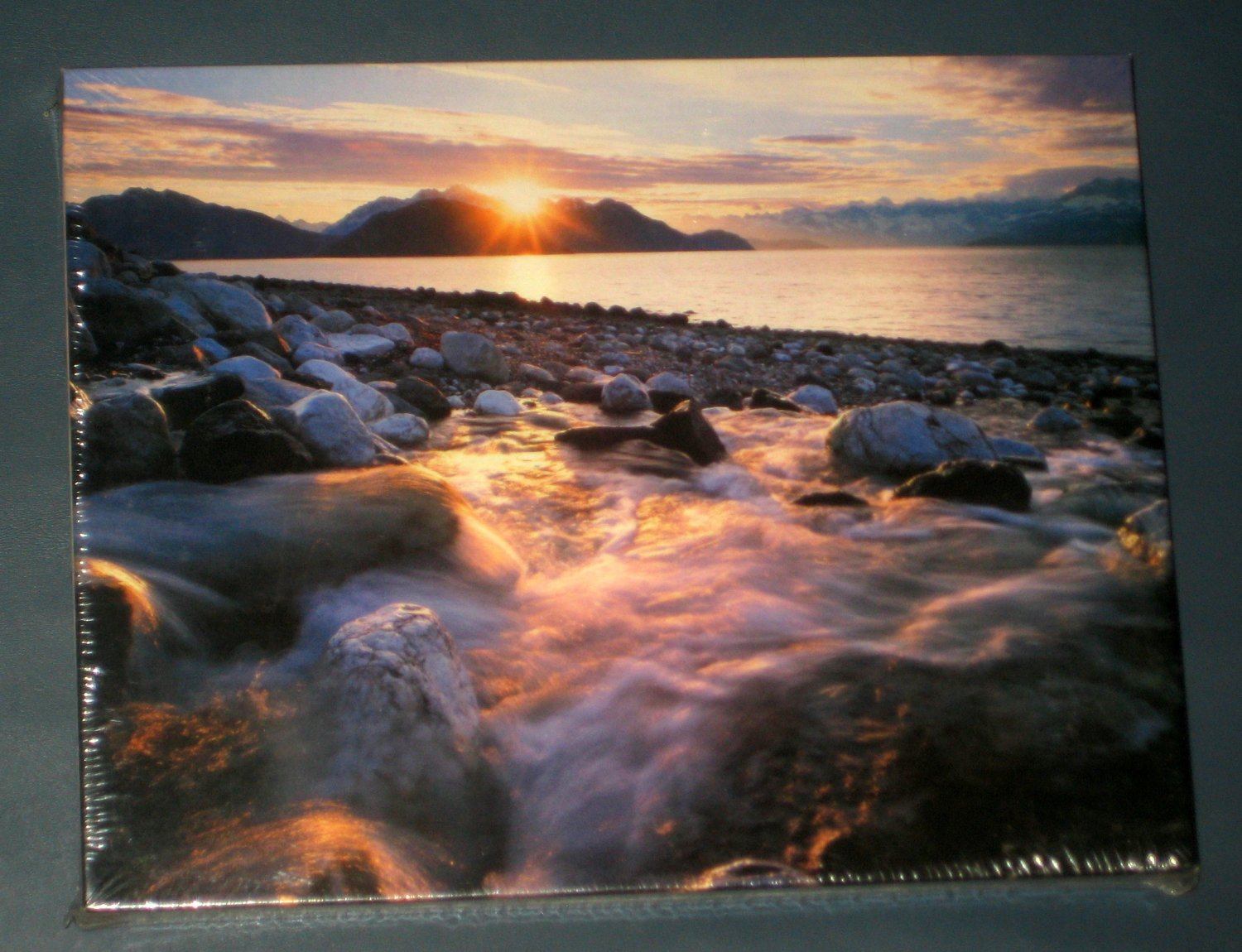 Sold Out Sunset At Glacier National Park 500 Piece