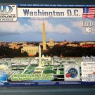 Washington DC 4D CityScape Time Jigsaw Puzzle 1100+ Pieces NEW District of Columbia