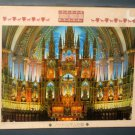 Notre Dame De Montreal Basilica 2000 Piece Jigsaw Puzzle Appleone 029 Glow-in-the-Dark 1997 COMPLETE