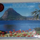 Lugano and San Salvatore 3000 Piece Jigsaw Puzzle Switzerland Educa 7896 Fink & Company SEALED