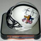 FCA Fellowship of Christian Athletes Mini Football Helmet Miniature Schutt