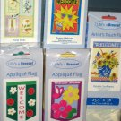 Lot 5 Decorative Garden Flags 5 Different Daisies Birds Ladybug Patriotic Sunflowers 28 x 40 NIP NEW