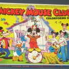 Vintage Mickey Mouse Club Colorforms Set 2353 Walt Disney Mouseketeers Annette Funicello Goofy Pluto