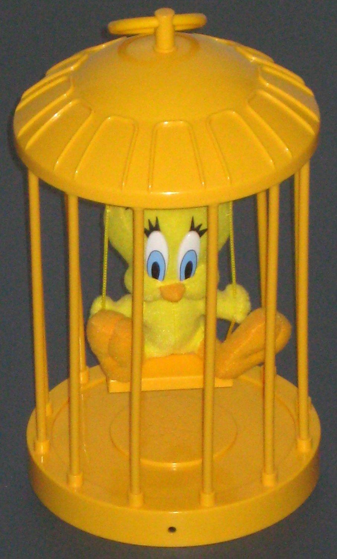 Disney toys swinging tweety