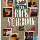 The Rock Yearbook 1985 Softcover Paperback Michael Jackson Year Book Rock and Roll