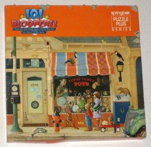 101 Bloopers 500 Piece Springbok Jigsaw Puzzle Plus Series