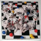 Here Spot 500 Piece Springbok Jigsaw Puzzle Dalmations Dogs Puppies PZL2465 COMPLETE