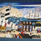 Captain's Farewell 1000 Piece Jigsaw Puzzle GAPF 8621 Radford Wine COMPLETE 2002