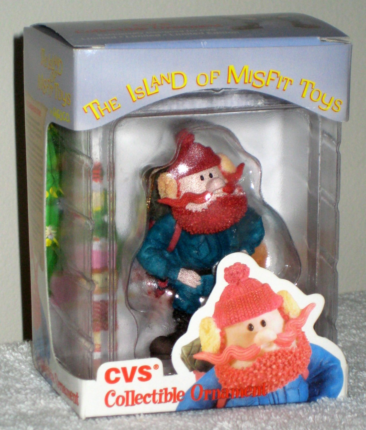 sold yukon cornelius holiday ornament rudolph island