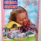 Mega Bloks Sunshine Garden 9402 Fantasy Series Pastel Parts Pieces