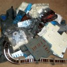 Mega Bloks 9858 Dragon Mountain Fire and Ice Replacement Parts Pieces