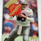 Bernie Kosar Action Packed Football Mammoth Card MM15 Factory Sealed 1994 Cowboys Dolphins #317