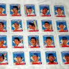 Boston Red Sox Kenner SLU Starting Lineup Talking Baseball Cards Team Set Wade Boggs Roger Clemens