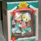 Precious Moments Christmas Tree Ornament 266094 Home For the Holidays Collection Enesco Boy Girl NIB