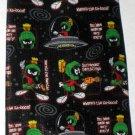 Looney Tunes Mania Necktie Lot of 7 Neck Tie Tweety Taz Marvin Martian Paisley Valentine's Halloween