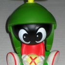 Baby Marvin the Martian Plastic Squeak Toy Figure Spinning Propeller Looney Tunes Warner Bros 1998